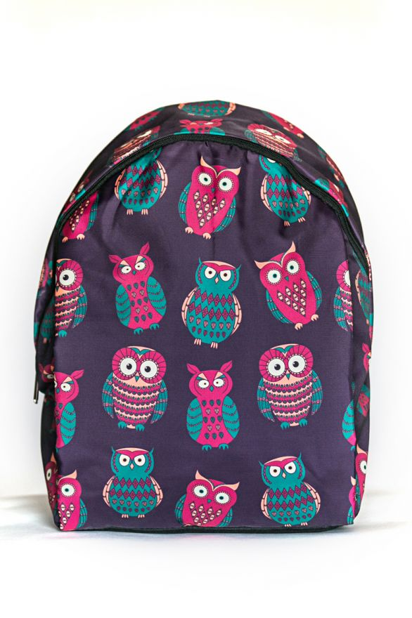 Рюкзак ПодЪполье Crimson owl