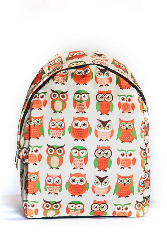 Рюкзак ПодЪполье Orange owl