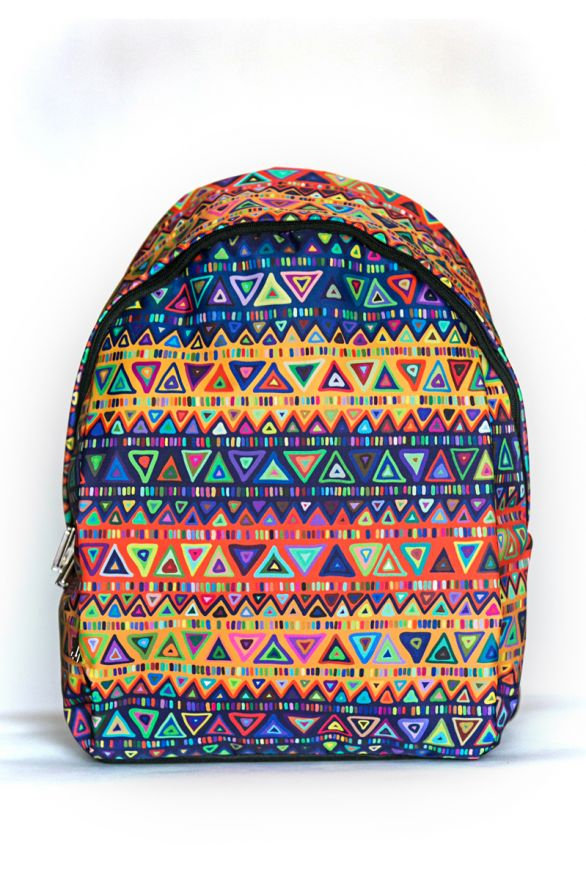 Рюкзак ПодЪполье Colorful triangles