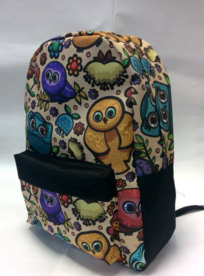 Рюкзак ПодЪполье Color owl
