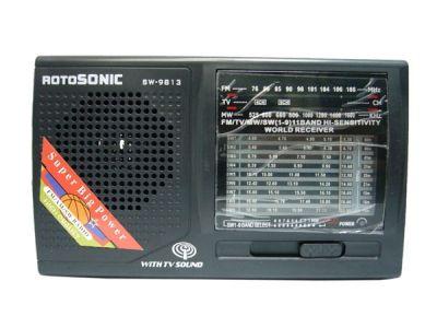 Радиоприёмник Rotosonic SW-9813 р/п сетев.