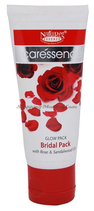 Маска для здоровья и сияния кожи лица Свадебный блеск / Nature's Essence Bridal Glow Pack