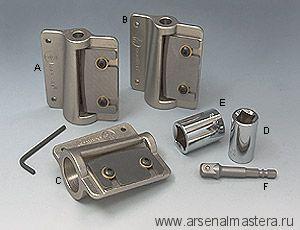 Пробочник Veritas Dowel  Tenon Cutter D11 мм (7/16д) 05J60.03 М00006553