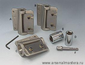 Пробочник Veritas Dowel  Tenon Cutter D10 мм (3/8) 05J60.01 М00006552