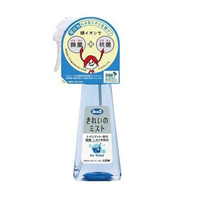 Антибактериальное чистящее средство для туалета Look kirei mist с ионами серебра 250мл