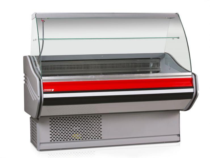Витрина холодильная «Ариель» ВС 3-130 с полкой