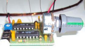 """Радиоконструктор № 050, """"Металлоискатель на 2х К561ЛА7"""""""