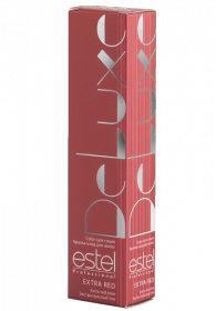 DE LUXE 66/56 Тёмно-русый красно-фиолетовый
