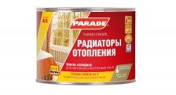 Эмаль PARADE A5 termo alkyd полуматовая
