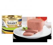 Gourmet Gold - Паштет с кроликом (85 г)