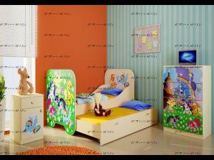Детская комната Пони №1