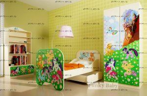 Детская комната Пони №2