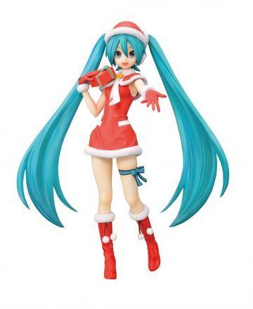 Фигурка Hatsune Miku Christmas Ver.