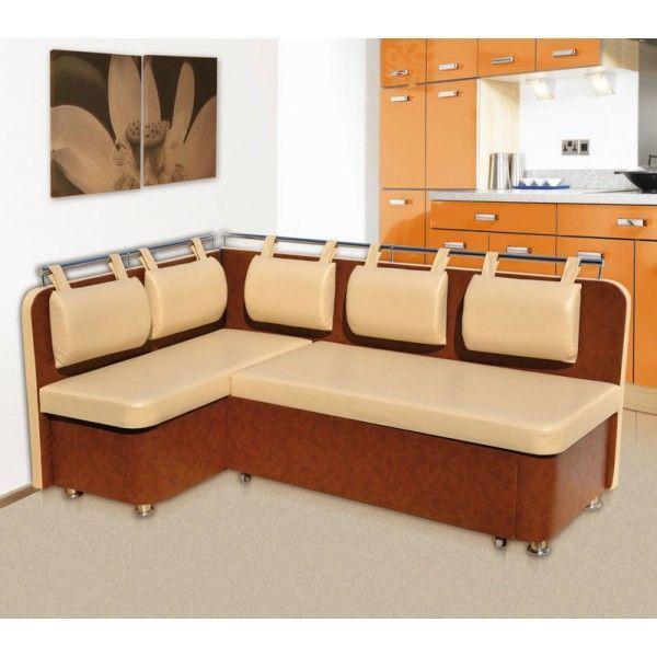 Кухонный диван Аленка Е (со спальным местом)