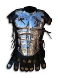 Античная мускульная кираса Торакс.