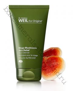 Dr. Andrew Weil for Origins Mega-Mushroom Skin Relief Face Cleanser