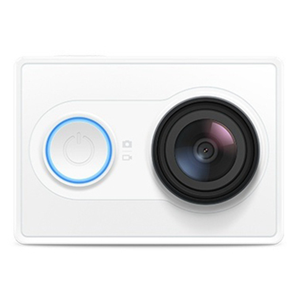 Xiaomi Yi Action Camera Basic Edition ( Белая)