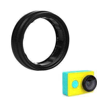 Защитный UV фильтр на объектив для  Xiaomi Yi XRS-XM01 (Черный)