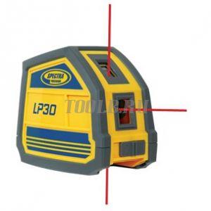 Spectra Precision LP30 - лазерный нивелир