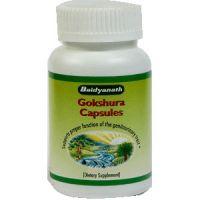 Гокшура для заболеваний мочеполовой системы Байдьянатх / Baidyanath Gokshura Capsules
