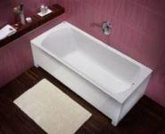 Ванна Moln оснащена регулируемым каркасом 170x75cm