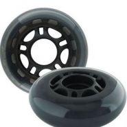 Набор колес из полиуритана PU 82A 76, жесткость 82A, размер 64мм. 4шт. в блистере.