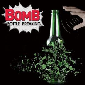 Разбивание бутылки Bomb botle breaking (Beer Bottle)