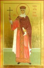 Икона Ольга, княгиня (мерная икона)