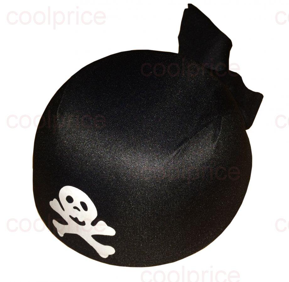 Пиратская шляпа бандана
