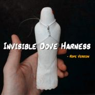 Невидимая шлейка для голубя (верёвка) Invisible Dove Harness (Rope Version)