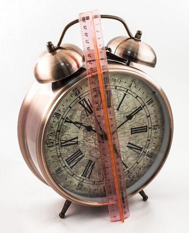 Часы Будильник ГИГАНТ (классика)