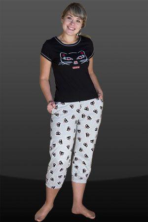 Пижама женская хлопковая на размер 42