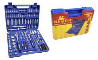 Набор инструментов 172пр. KING TUL KT172