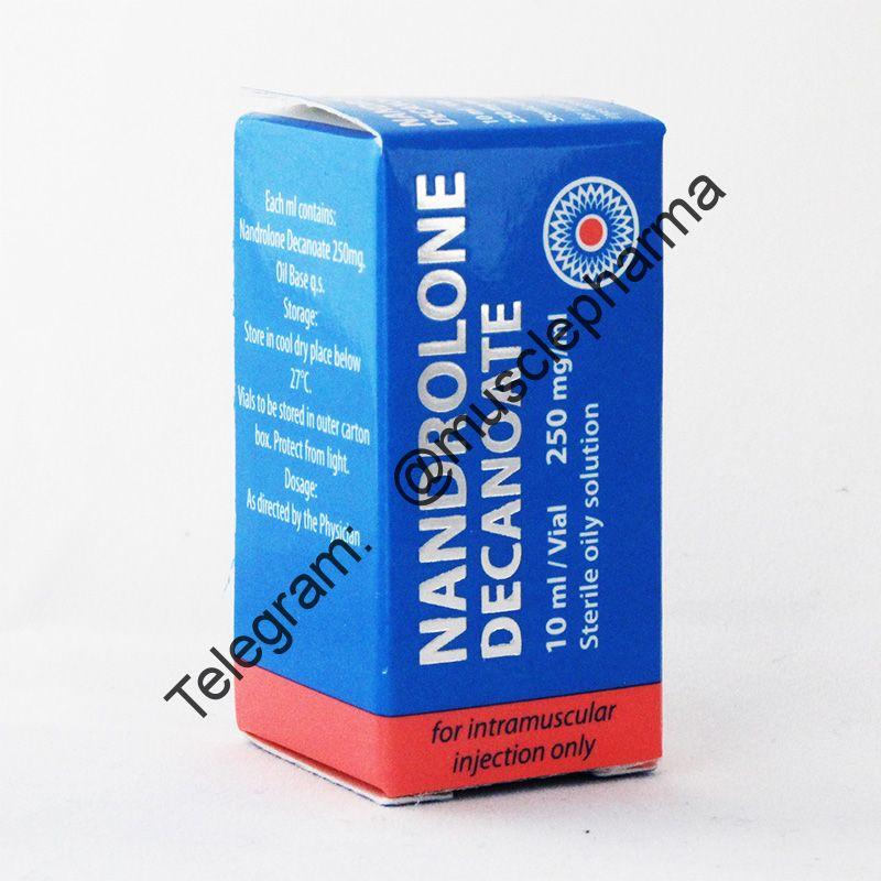 NANDROLONE DECANOATE (Radjay) 250 мг/мл 10 мл* 1 флакон