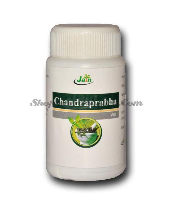Чандрапрабха Вати Джайн Аюрведик для мочеполовой системы | Jain Ayurvedic Chandraprabha Vati