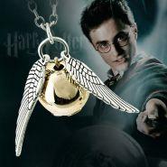 Кулон «Золотой Снитч», кулон из фильма «Гарри Поттера»