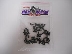 """Шипы для моторезины KOLD KUTTER 1/2"""" (12,7мм) - 50 шт."""