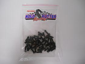 """Шипы для моторезины KOLD KUTTER 5/8"""" (15,8мм) - 50 шт."""