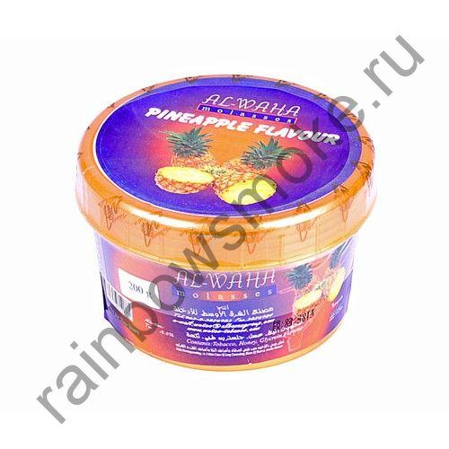 Al Waha 250 гр - Pineapple (Ананас)