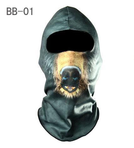 Подшлемники BLCool Animal bb-01