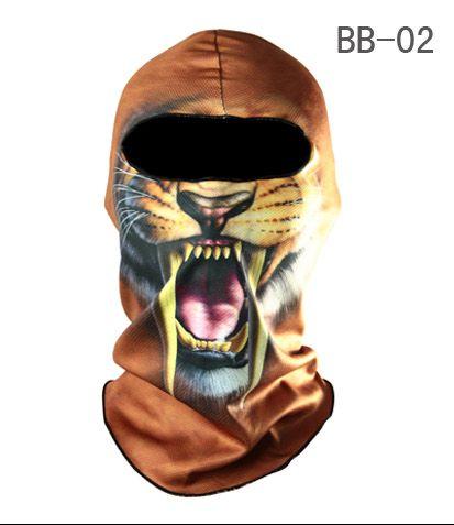 Подшлемники BLCool Animal bb-02