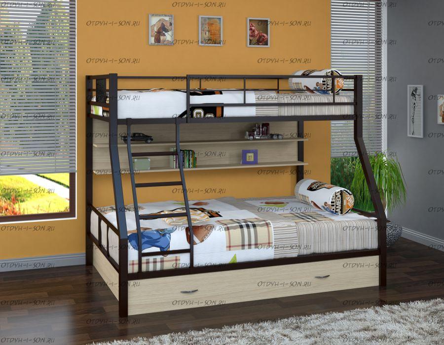 Кровать двухъярусная Гранада-1 П