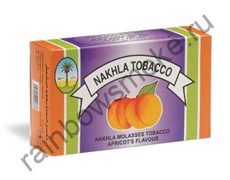 Nakhla Classic 50 гр - Apricot (Абрикос)