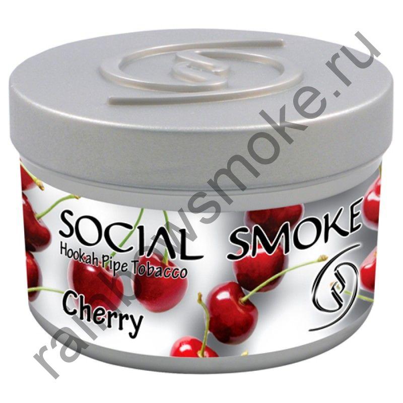 Social Smoke 250 гр - Cherry (Вишня)