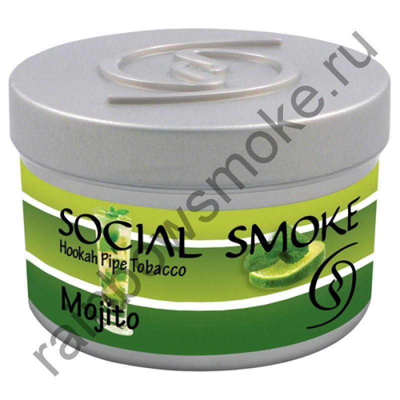 Social Smoke 250 гр - Mojito (Мохито)