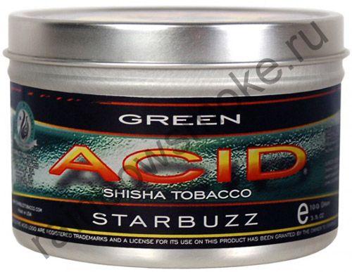 """Starbuzz Acid 100 гр - """"Зелёный"""""""