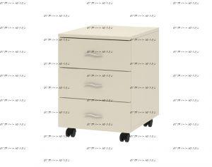 Тумба Дельта-24.2 (3 ящика) (44х43х60)
