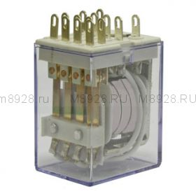 Реле 4453(18F)-4 (HH54P) 12VDC 5А