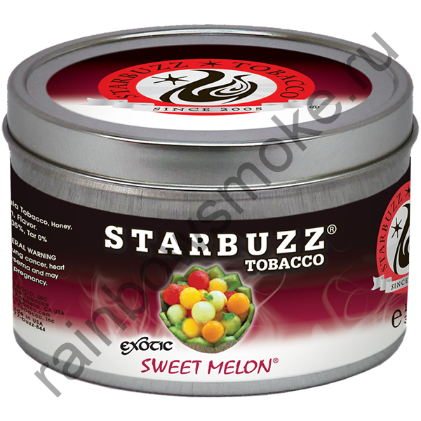 Starbuzz Exotic 100 гр - Sweet Melon (Конфетная дыня)