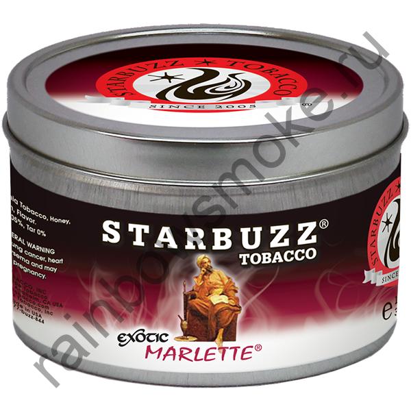 Starbuzz Exotic 100 гр - Marlette (Марлетте)